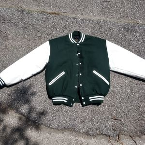Authentic varsity jacket